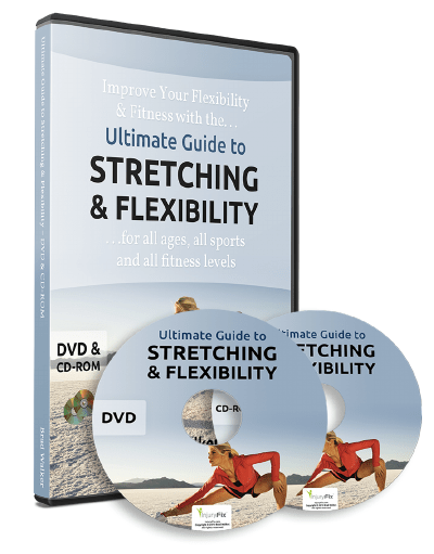 Ultimate Guide to Stretching & Flexibility - DVD & CD-ROM