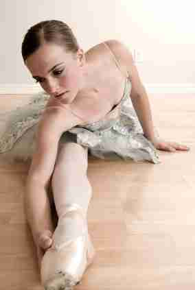 Ballet Stretching Exercises