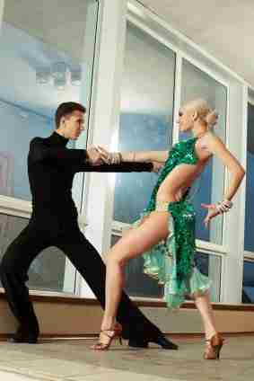 Ballroom Dancing Stretches and Flexibility Exercises