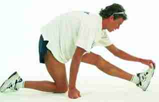 Hamstring Stretches to help the Lower Back