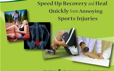 Free Sports Injury Recovery Mini Poster