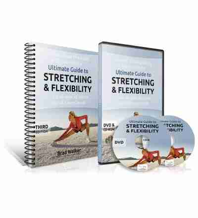 Ultimate Guide to Stretching & Flexibility - Handbook, DVD & CD-ROM
