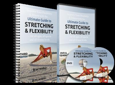 The Stretching Handbook, DVD & CD-ROM