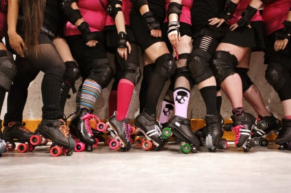 Roller Derby Stretches and Flexibility Exercises