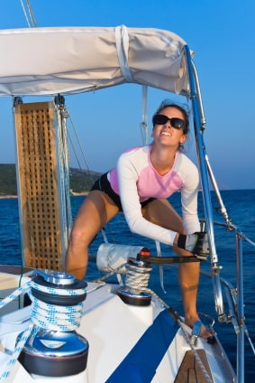 Sailing Stretches and Flexibility Exercises