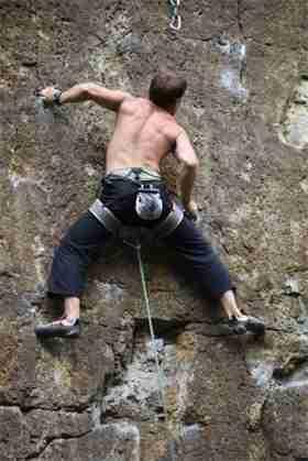 Rock Climbing & Wrist Pain