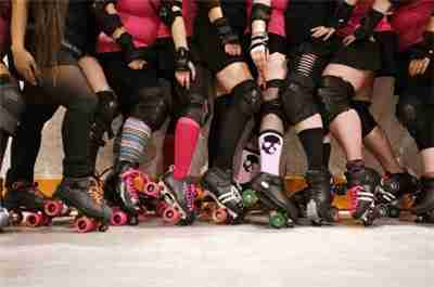 Roller Derby Stretches and Injury Prevention Tips
