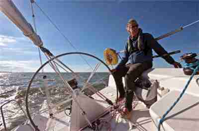 Stretches for sailing and 44 other great sports