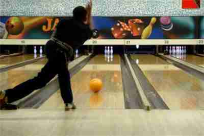 Stretches for Tenpin Bowling