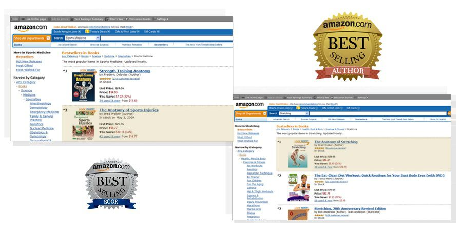 5 Amazon best-sellers