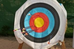 Archery stretches