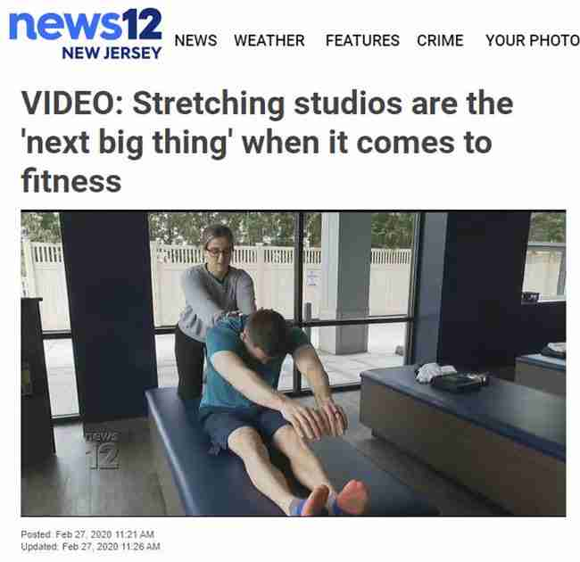 News 12 article