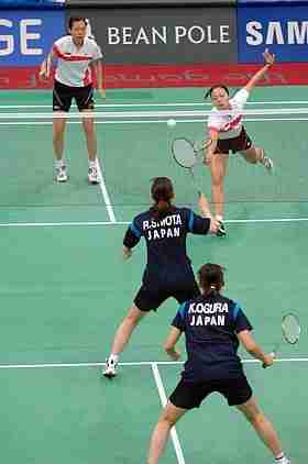 Badminton Stretches and Flexibility Exercises