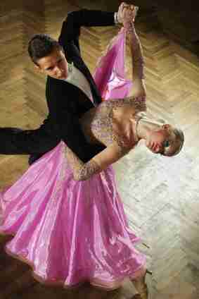 Stretches for Ballroom Dancing