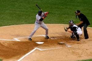 Baseball stretches