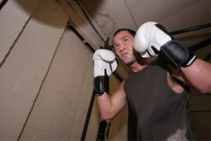 Boxing stretches