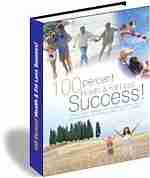 Click here to download the 100 Percent Health eBook
