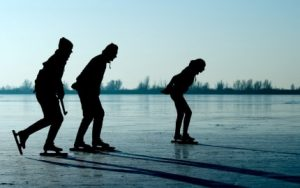 Stretches for Ice Skating
