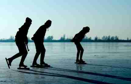Ice Skating Stretches and Flexibility Exercises
