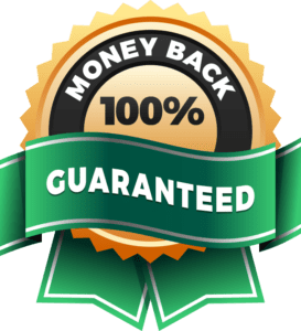 Risk Free, Lifetime Money Back Guarantee