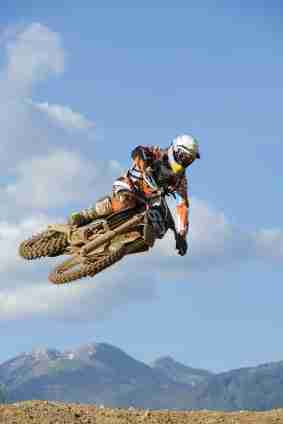 Stretches for Motocross