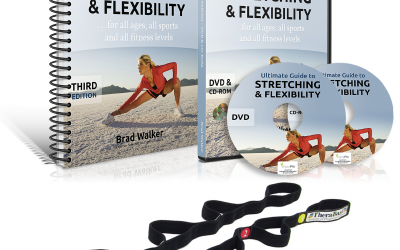 Stretching Handbook, DVD and Strap