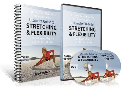 The Stretching Handbook, DVD & CD-ROM