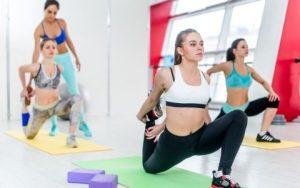 Quad and Hip Flexor Stretches