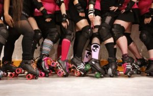 Stretches for Roller Derby