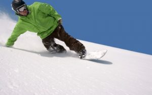 Stretches for Snowboarding