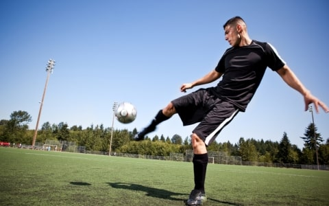 Soccer Stretches and Flexibility Exercises