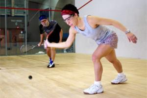 Squash stretches