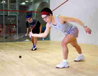 Stretches for Squash