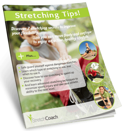 Stretching Tips Cheat Sheet