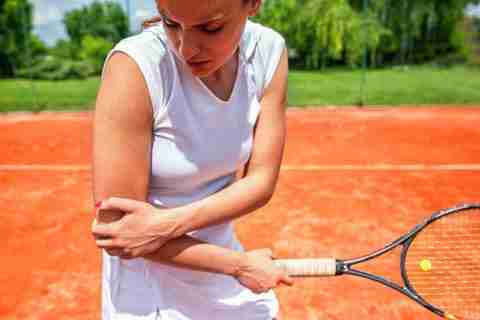 Tennis Elbow Treatment and Prevention