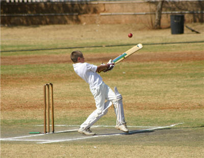 Video stretching routine for cricket
