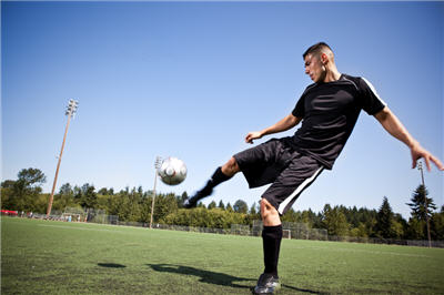 Video stretching routine for soccer