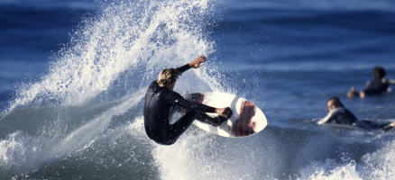 Surfing Stretches and Flexibility Exercises