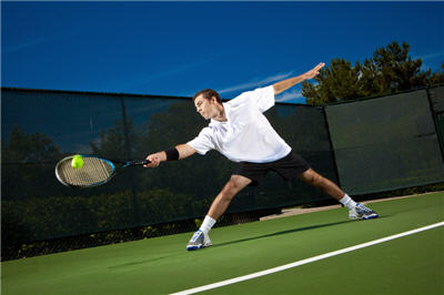 Stretches for Tennis