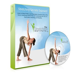 Click here to listen to the Stretching Secrets Exposed MP3