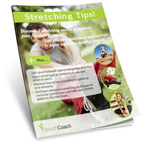 Click here to read the Stretching Tips eBook