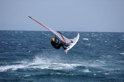 Stretches for Windsurfing